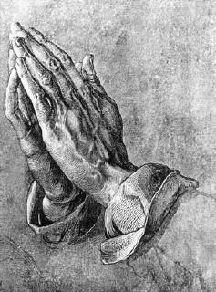 beten bei den alten christen